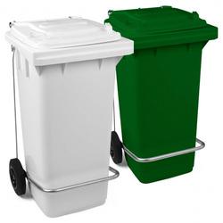 Контейнер Filmop c педалью (зеленый, 120 литров)