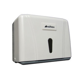 Диспенсер листовых полотенец Ksitex TH-404W