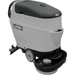 Поломоечная машина LavorPRO Next 66BT аккумуляторная с встроенным З/У LAVOR Pro 24V и АКБ GEL SIAP емкостью 105 Ah