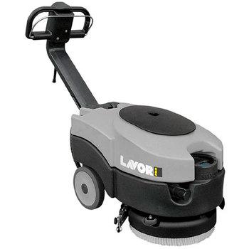 Поломоечная машина LAVOR PRO QUICK 36 B аккумуляторная с встроенным З/У LAVOR Pro 12V и АКБ GEL SIAP емкостью 50 Ah