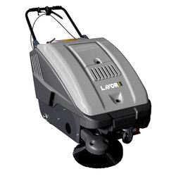 Подметальная машина LAVOR Professional SWL 700 ET с З/У и АКБ GEL SIAP емкостью 175 Ah аккумуляторная