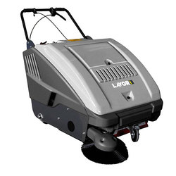 Подметальная машина LAVOR Professional SWL 900 ET с З/У и АКБ GEL SIAP емкостью 175 Ah аккумуляторная