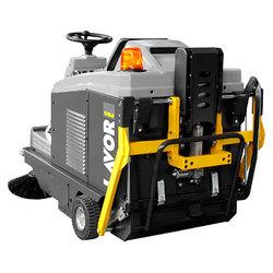 Подметальная машина LAVOR Professional SWL R1000 ET Bin-Up с З/У и АКБ GEL SIAP емкостью 175 Ah, аккумуляторная