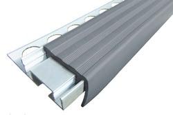ALPB - Закладной алюминиевый профиль 32 мм х 2,4 м, цвет Чёрный, Коричневый, Серый,Тёмно-Коричневый, Бежевый, под плитку толщиной до 10 мм, цена за 1 шт