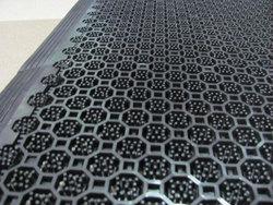 Клин Стэп Антикаблук 333х333х16 мм или 200х200х16 мм напольное модульное грязезащитное покрытие из ПВХ, без сборки