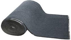 Ворсовое рулонное влаговпитывающее покрытие 90 см х 15 м, толщина 8 мм, цвет серый, коричневый, чёрный
