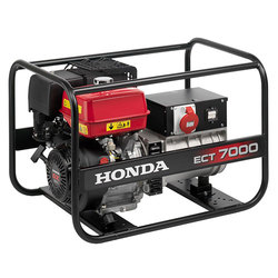 Генератор бензиновый Honda ECT 7000