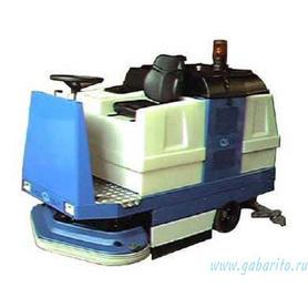Поломоечная машина с местом для оператора Fiorentini ICM 60TE