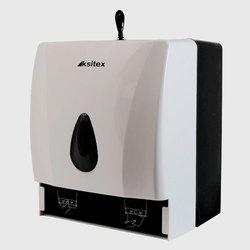Диспенсер листовых и рулонных полотенец Ksitex TH-8218A