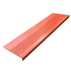 Проступь 1200*300*30 мм резиновая мелкое рифление, цвет серый, синий, шоколад, зеленый, красный, кирпичный, бежевый, оранжевый, желтый