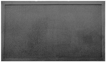 600 х 1000 х 10 мм Резиновый входной ковер с шипами