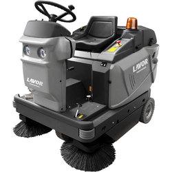 Подметальная машина LAVOR Professional SWL R1100 ET с З/У и кислотными АКБ Trojan емкостью 200 Ah, аккумуляторная