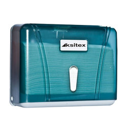 Диспенсер листовых полотенец Ksitex TH-404G