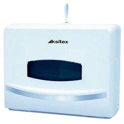 Диспенсеры листовых полотенец Ksitex TH-8125A (белый)