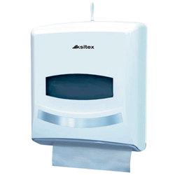 Диспенсеры листовых полотенец Ksitex TH-8238A (белый)