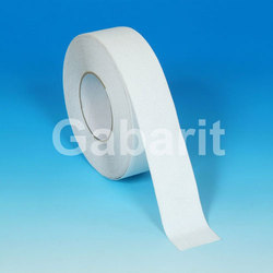 H3401W - 25мм х 18,3м лента HESKINS белая абразивная противоскользящая самоклеящаяся