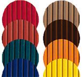 Рулонное резиновое покрытие, 1,5 х 10 м, толщина 3 мм, цветное